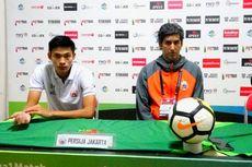 Vava Mario Yagalo Bersyukur Bisa Cetak Gol Cepat untuk Persija