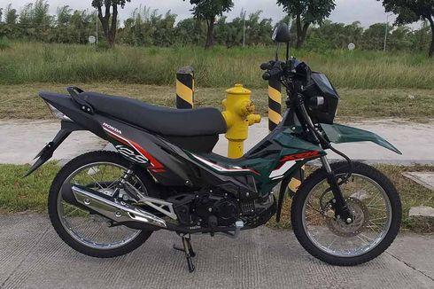 Mengenal Bebek Trail Honda XRM125 DS