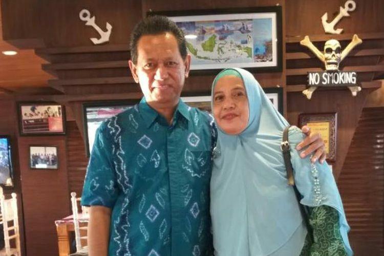 Hud Muhammad dan istrinya batal berangkat haji tahun ini. (Dok. Istimewa)