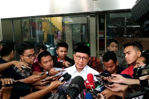 Hampir 4 Jam Diperiksa, Menteri Agama Sebut Penyidik KPK Profesional