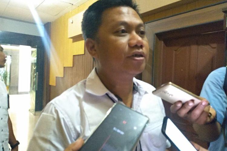 Wadir Krimsus Polda Sumatera Utara AKBP Bagus Suropratomo menyebut 7 orang diamankan dalam OTT di Puskesmas Parlayuan di Labuhan Batu, Rabu (14/8/2019).