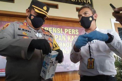 Paket Susu Kotak untuk Penghuni Lapas di Cianjur Ternyata Narkoba