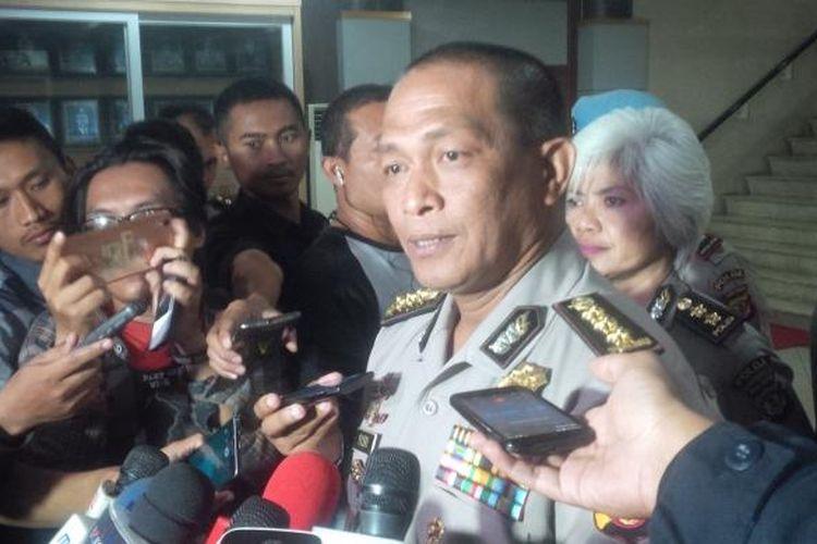 Kepala Bidang Humas Polda Jawa Barat, Kombes Pol Yusri Yunus