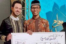 Putra Sebatik Kaltara Juarai Kontes Shalawat Nabi di Mesir, Sisihkan Peserta Timur Tengah, Selalu Pakai Batik