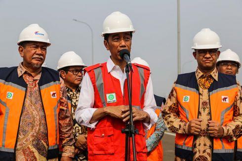 Jokowi: Mulai Besok, Tol Becakayu Bisa Digunakan
