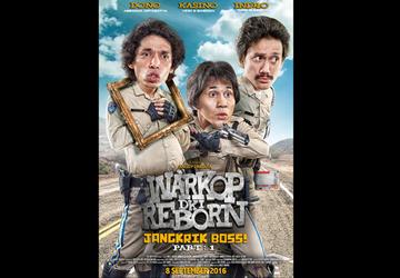 Sinopsis Trilogi Warkop DKI Reborn, Tayang di SCTV