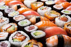 Sushi Tei sampai Nama Sushi, Daftar 11 Restoran di Jakarta dengan Layanan Pesan Antar Sushi