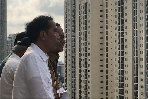 Ditemani Anies dan Basuki, Jokowi Tinjau Wisma Atlet Kemayoran