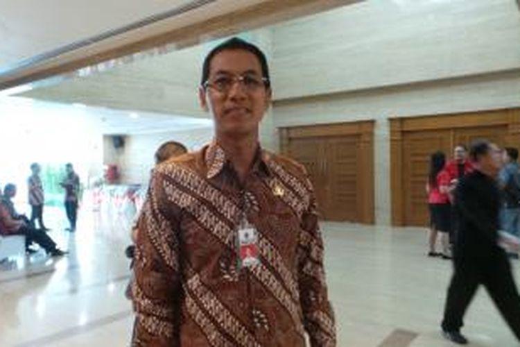 Walikota Jakarta Utara dan Pelaksana Tugas (Plt) Kepala Biro Kepala Daerah dan Kerjasama Luar Negeri DKI Haru Budi Hartono.