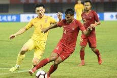 Timnas U-23 Indonesia  Vs China, Tirai Bambu harus Perbaiki Celah