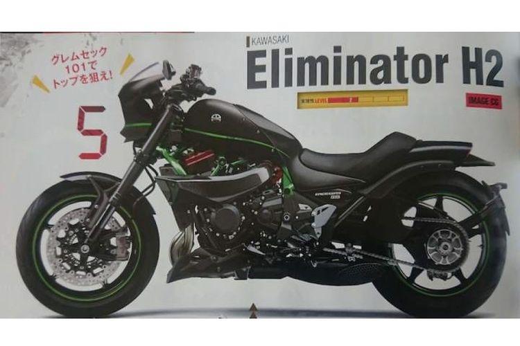 Kawasaki Eliminator H2