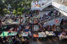 Dipertanyakan, Bagaimana Cara Batasi Pengunjung Pasar di Jakarta?