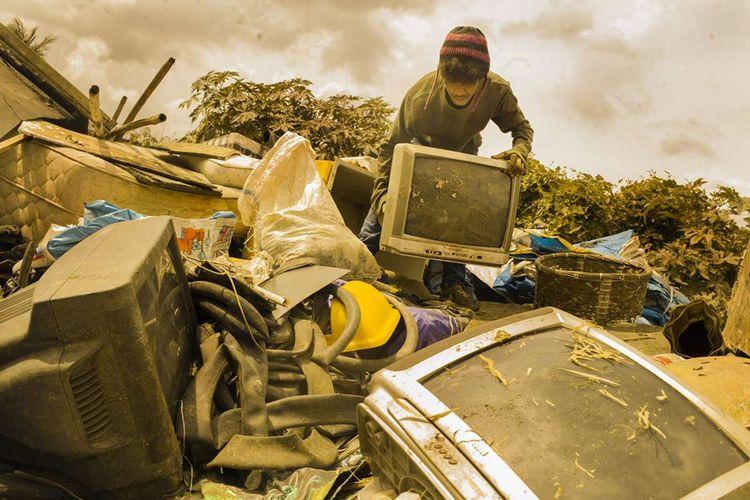 Jakarta Hasilkan Lebih dari 22 Ton Sampah Elektronik dalam 9 Bulan