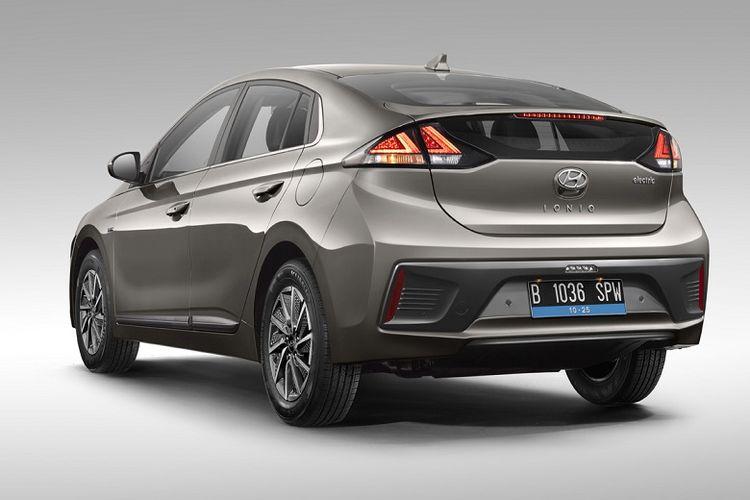 Sedan Hyundai Ioniq Electric
