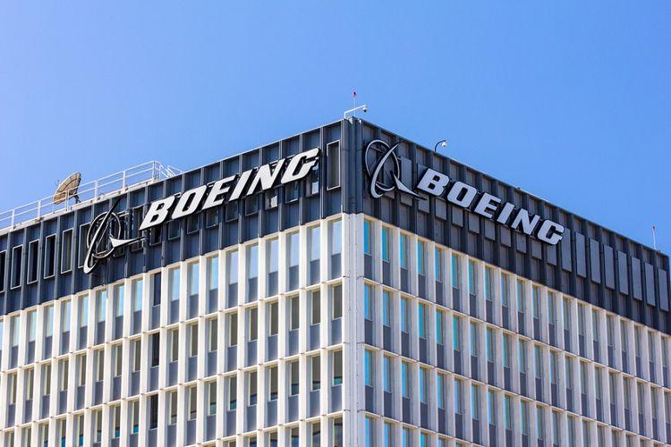 Perusahaan Boeing.