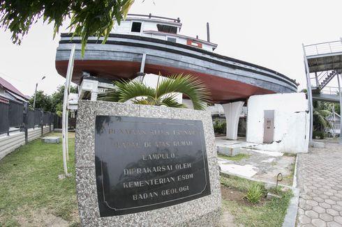 Menengok Sisa-Sisa Tsunami Aceh sambil Jalan-jalan
