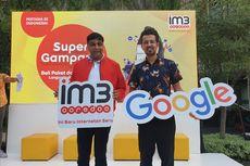 Indosat dan Google Permudah Pelanggan IM3 Cek dan Beli Paket Data