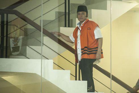 KPK Lelang Tanah Rampasan dari Eks Bupati Lampung Selatan Zainudin Hasan