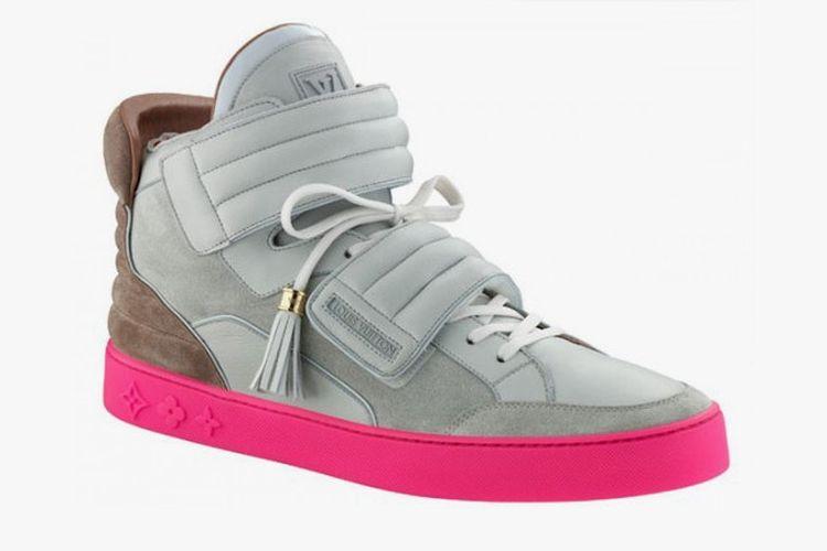 Kanye West Louis Vuitton