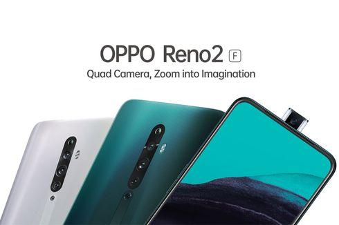 Hadirkan Fitur Baru, OPPO Reno2 F Memperkenalkan Standar Baru Mobile Videografi
