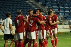 Play-off Kualifikasi Piala Asia 2023, PSSI Konfirmasi Venue Laga Indonesia Vs Taiwan