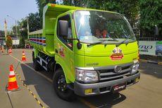 Hino Indonesia Ekspor 1.960 Unit Dutro hingga Oktober 2019