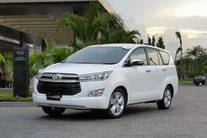 Innova Hybrid Jadi Model Baru Toyota Berikutnya?