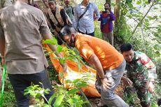 Mayat Dimakan Kerumunan Biawak Ternyata Warga Ciamis, Hilang 6 Hari Setelah Pamit ke Rumah Mantan Istri