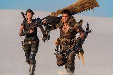 Sinopsis Monster Hunter yang Dibintangi Milla Jovovich, Tayang di Bioskop