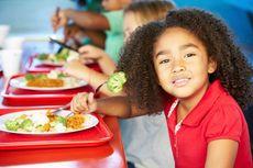 Agar Anak Tak Sulit Makan...