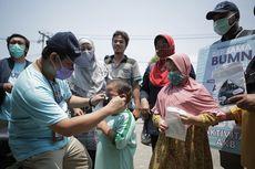 Blusukan ke Pasar hingga Terminal, Pupuk Indonesia Ingatkan Penggunaan Masker ke Masyarakat