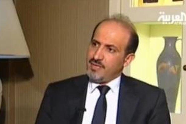 Pemimpin koalisi oposisi Suriah yang baru, Ahmad Jassi Jerba.