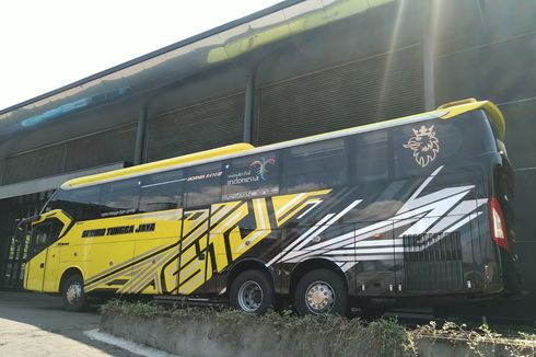 Ragam Kelas Bus AKAP, Mulai Ekonomi sampai Sleeper