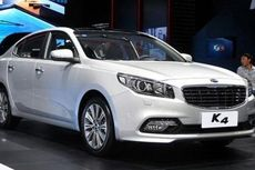 Debut Sedan Baru Kia di Chengdu Motor Show