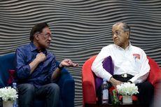 Polemik Transisi Kekuasaan Mahathir, Anwar Ibrahim Minta Perdebatannya Dihentikan