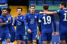 Hasil Chelsea Vs Sheffield United - The Blues Tembus Semifinal