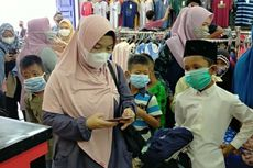 Cerita Belasan Anak Yatim Dibawa Belanja Baju Lebaran, Malu-malu hingga Buat Pramuniaga Menangis
