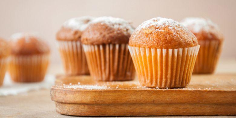 Ilustrasi muffin.