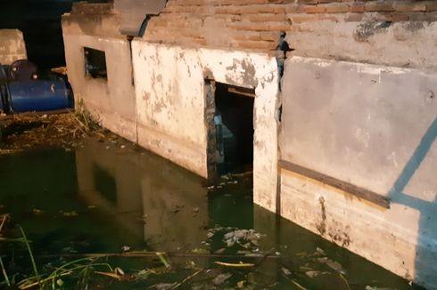 Rumah Terendam Permanen, Beberapa Warga Hengkang dari Kampung Apung