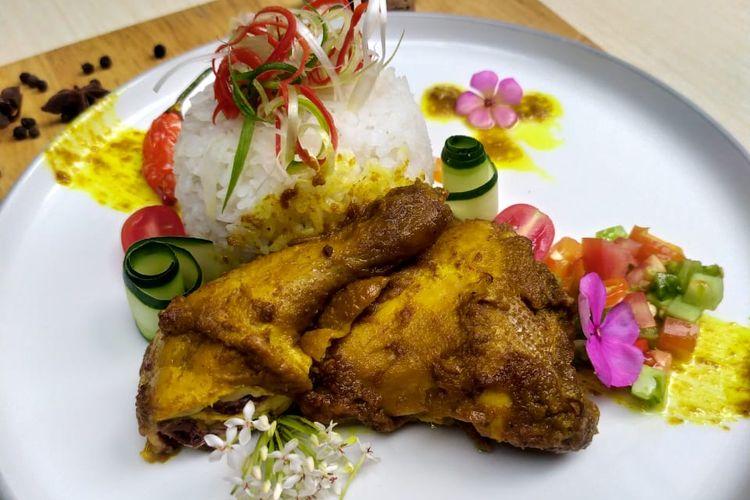 Resep Ayam Woku Belanga Masakan Ayam Dari Manado Dengan Rasa Pedas Halaman All Kompas Com