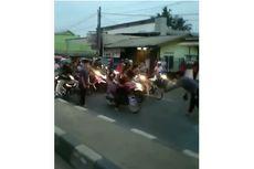 Viral Video Balap Liar Bikin Macet Jalan di Tambun Bekasi, 5 Pemuda Ditangkap Polisi