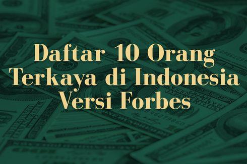 Daftar 10 Orang Terkaya di Indonesia 2021 dan Sumber Pendapatannya...