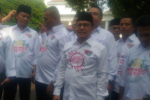Muhaimin Usulkan Minimal 10 Nama Calon Menteri ke Jokowi