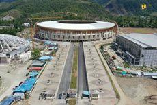 PT PP Rampungkan Proyek Stadion Papua Bangkit