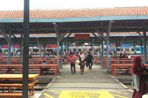 Pembangunan DDT, Perjalanan KRL Jakarta-Bogor Jadi Lebih Lama