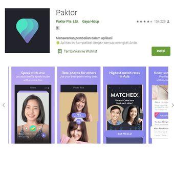 Aplikasi Paktor