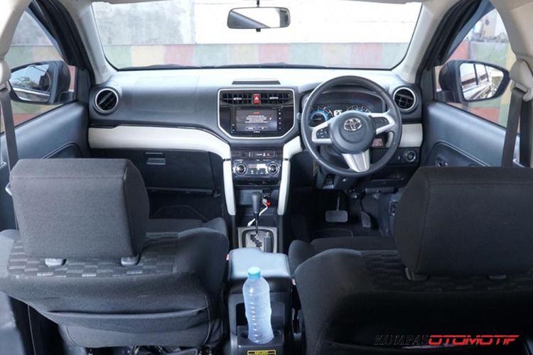Kabin Toyota All New Rush temani perjalanan Tim Merapah Trans Jawa 4.0