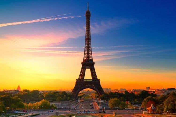 Menara Eiffel, Paris, Perancis