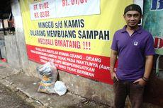 Pelanggar Jadwal Buang Sampah di Kampung Ini Didoakan Mati