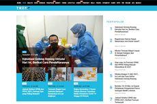 [POPULER TREN] Cara Daftar Vaksinasi Gotong Royong | Formasi CPNS dan PPPK Paling Banyak Dibutuhkan pada 2021